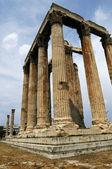 Antic monument in Greece — Stock Photo