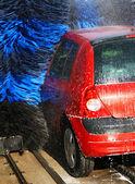 洗车 — 图库照片