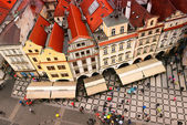 Old town of Prague — Foto Stock