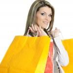 Shopping woman — Stock Photo #5109530