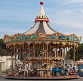 Color carousel — Stock Photo