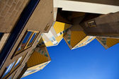 Cubic houses in Rotterdam — Stock Photo