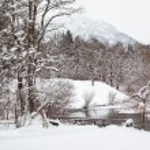 Winter Alpine landscape — Stock Photo #4888478
