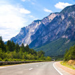 Highway in Austrian Alps — ストック写真