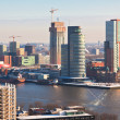 Rotterdam view — Stock Photo