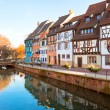 Medieval houses in Colmar, France — Stock Photo #5134911