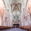 Dom church in Utrecht — Stock Photo