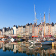 Stock Photo: Honfleur, France