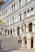 Court Of The Doges Palace in Venice — Stock Photo