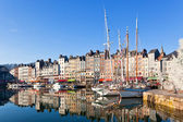 Honfleur, France — Foto Stock