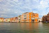 Grand Canal. Venice, Italy — Stock Photo