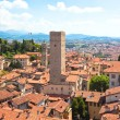 View of Bergamo, Italy — Stockfoto