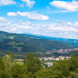 Stock Photo: Summer Alps Landscape