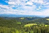 Alpler manzara yaz — Stok fotoğraf