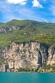 View Over Lake Garda in Italy — Stock Photo