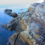 Scandinavian mountains, The North sea — Stock Photo #4988468