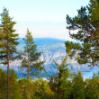 Scandinavian mountains, The North sea — Stock Photo