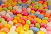 糖果背景 — 图库照片