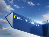 Opportunities — Foto de Stock