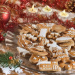 Gingerbreads — Stock Photo #4233056