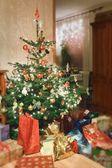 Christmas tree — Stok fotoğraf