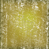 Abstract background grunge wall green — Vettoriale Stock