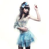 美しい女性の人形 — ストック写真