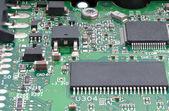 Polvo de circuitos — Foto de Stock