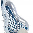 Stock Photo: Lacrosse stick with ball