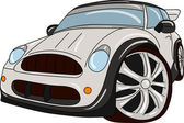 Car sport — Stock Vector