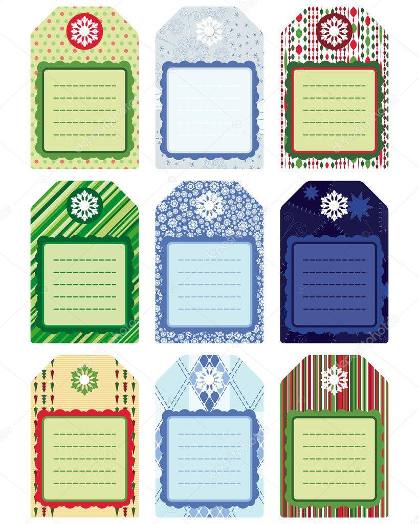 Tag Design Elements