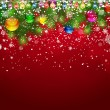 Christmas background — Stock Vector #4468780