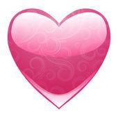 Bellissimo cuore — Vettoriale Stock