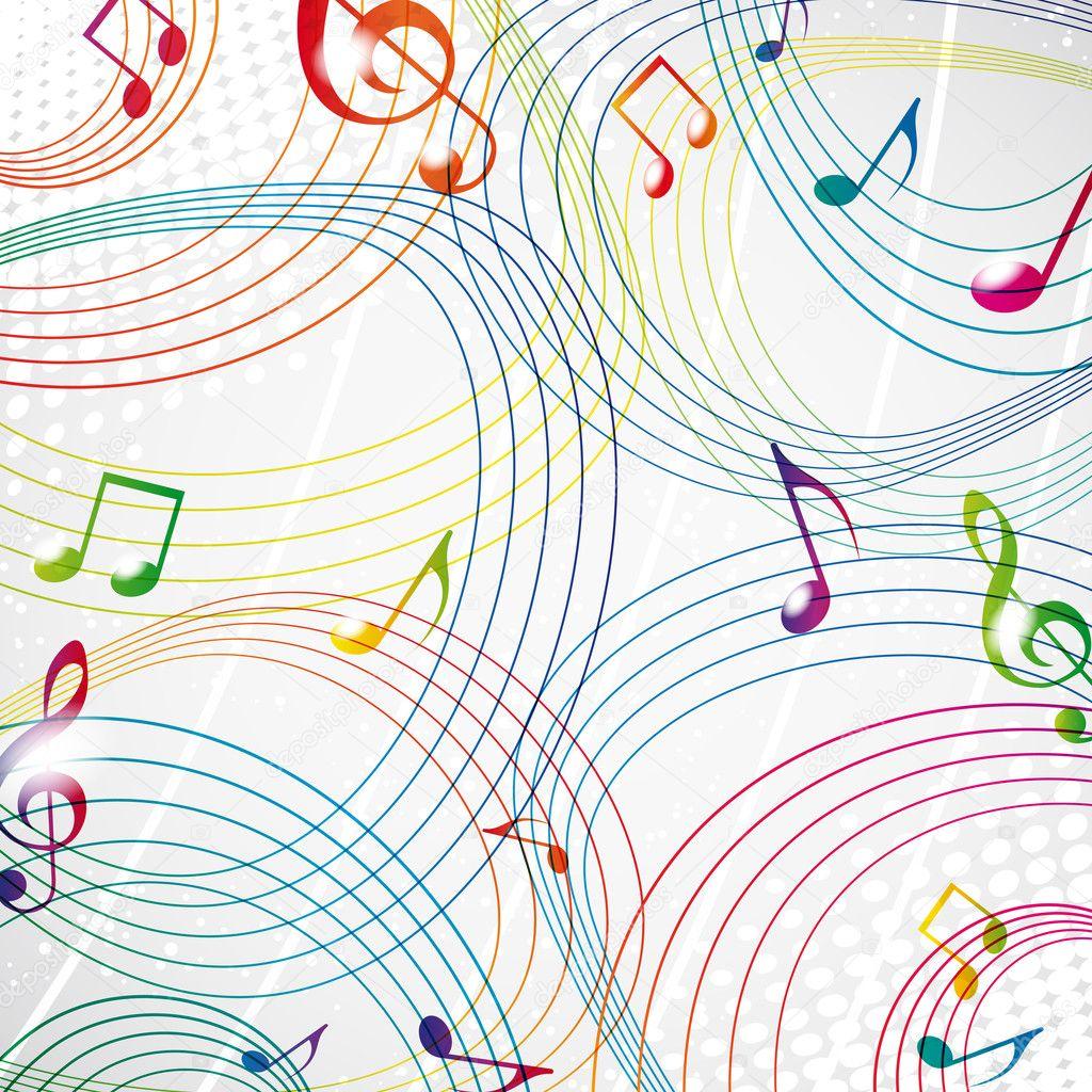 Дизайны для презентаций по музыке