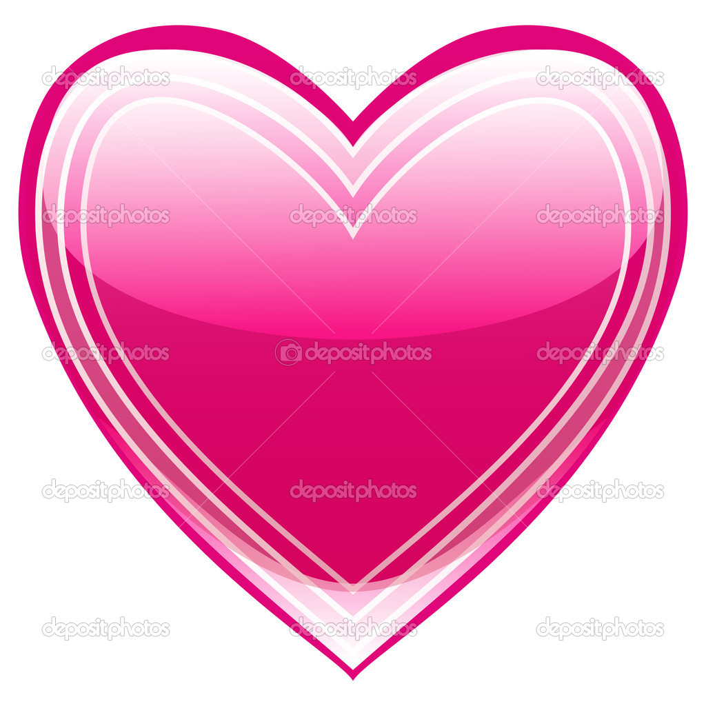 Beautiful heart — Stock Vector #4621342