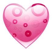 Beautiful heart — Stockvektor