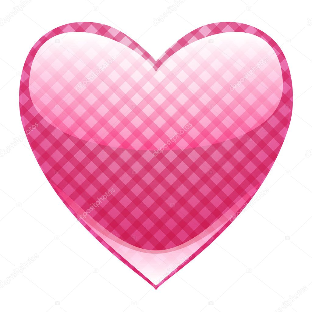 Beautiful heart — Stock Vector #4640881