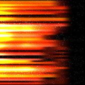 Abstrait chaud. illustration vectorielle — Vecteur