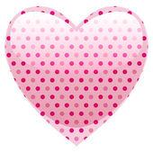 όμορφη καρδιά — Διανυσματικό Αρχείο