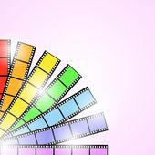 Photo tape — Stock Vector