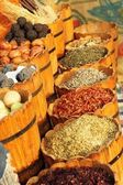 Spices for sale in Egypt — Stock Photo
