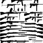 Weapon — Stock Vector #5001797
