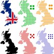 United Kingdom — Vector de stock #5148694