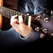 Guitarist — Stock Photo #4003606
