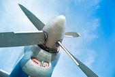 Propeller — Stock Photo