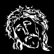 Jesus Christ image - Stockvectorbeeld