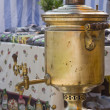 Stock Photo: Old samovar.