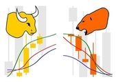 Commodity, Forex trading vector — Stock Vector