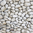 Wall block structure texture made of stones — Stock Photo