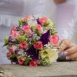 Wedding bouquet — Stock Photo #4744665
